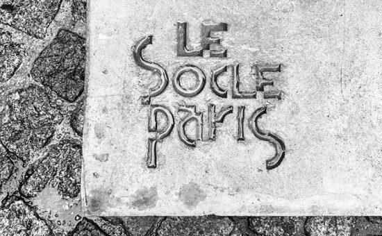 Logo Le Socle beton